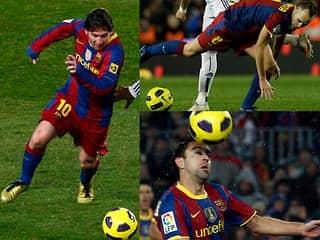 Золотой мяч 2010
