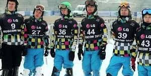 Российская сборная по сноубордингу отправилась на сбор в США